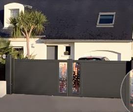 grosfillex-reflex-habitat-portails et clôtures
