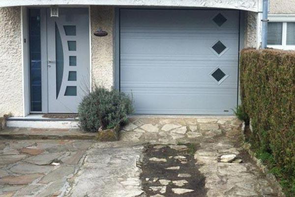 Porte de garage saint maur des foss s et cr teil 94 for Garage diderot coquelin saint maur